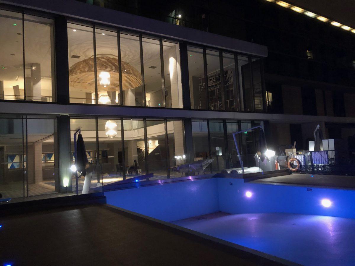 Renovation de l'hotel Novotel Montec Carlo par Lagarde Meregnani