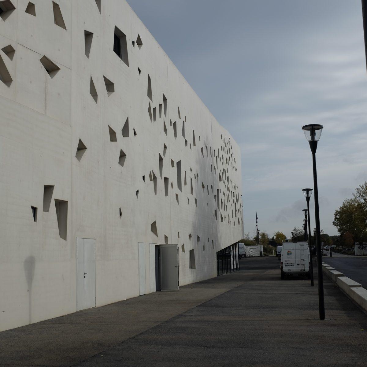 Peinture à la Boîte à musique à Metz
