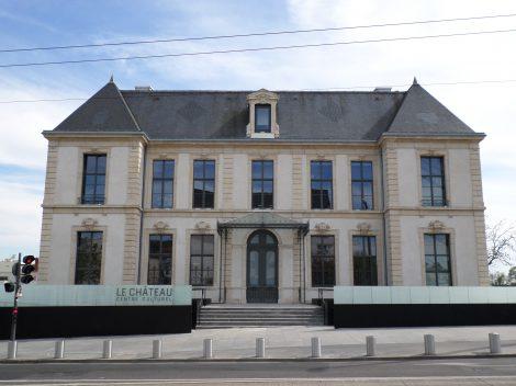 Peinture Château de Saint Max